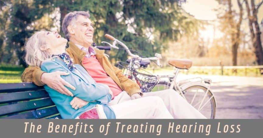 The Benefits of Treating Hearing Loss