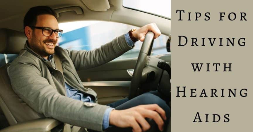 Tips for Driving with Hearing loss
